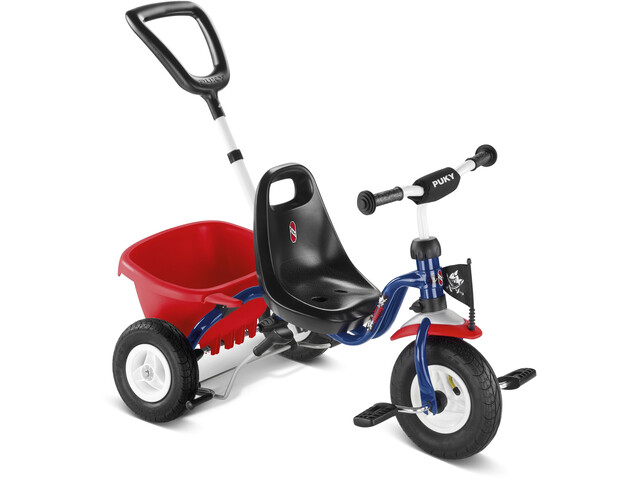 Puky CAT 1L Tricycle Barn capt'n sharky